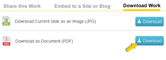 Download presentation as PDF format
