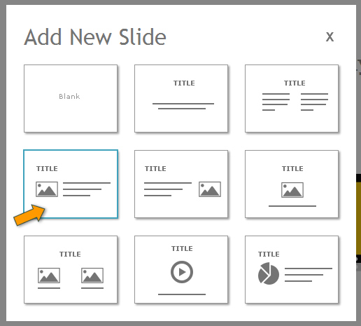 slide template online presentation