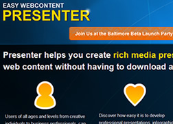 Easy WebContent Presenter